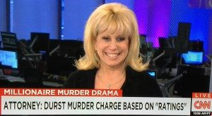 Linda on CNN