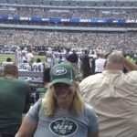 Linda-at-Jets-Game