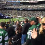 Linda-at-Jets-game-Military-Appreciation-Day