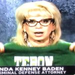 Linda-on-HLN-Holding-her-Tim-Tebow-Shirt