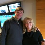 Linda-with-Former-Jets-QB-Chad-Pennington-at-the-NY-JETS-Win-vs.-Raiders-Game-12-8-13