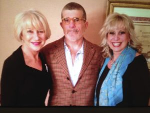 Linda-with-Helen-Mirren-and-David-Mamet-1024x776