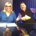 Linda-with-Nick-Bonsanto-hosting-HereSay-Sports